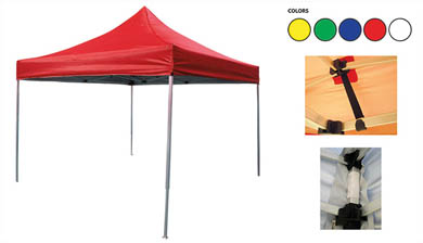 CARPA DE ACERO 3x3 MT.